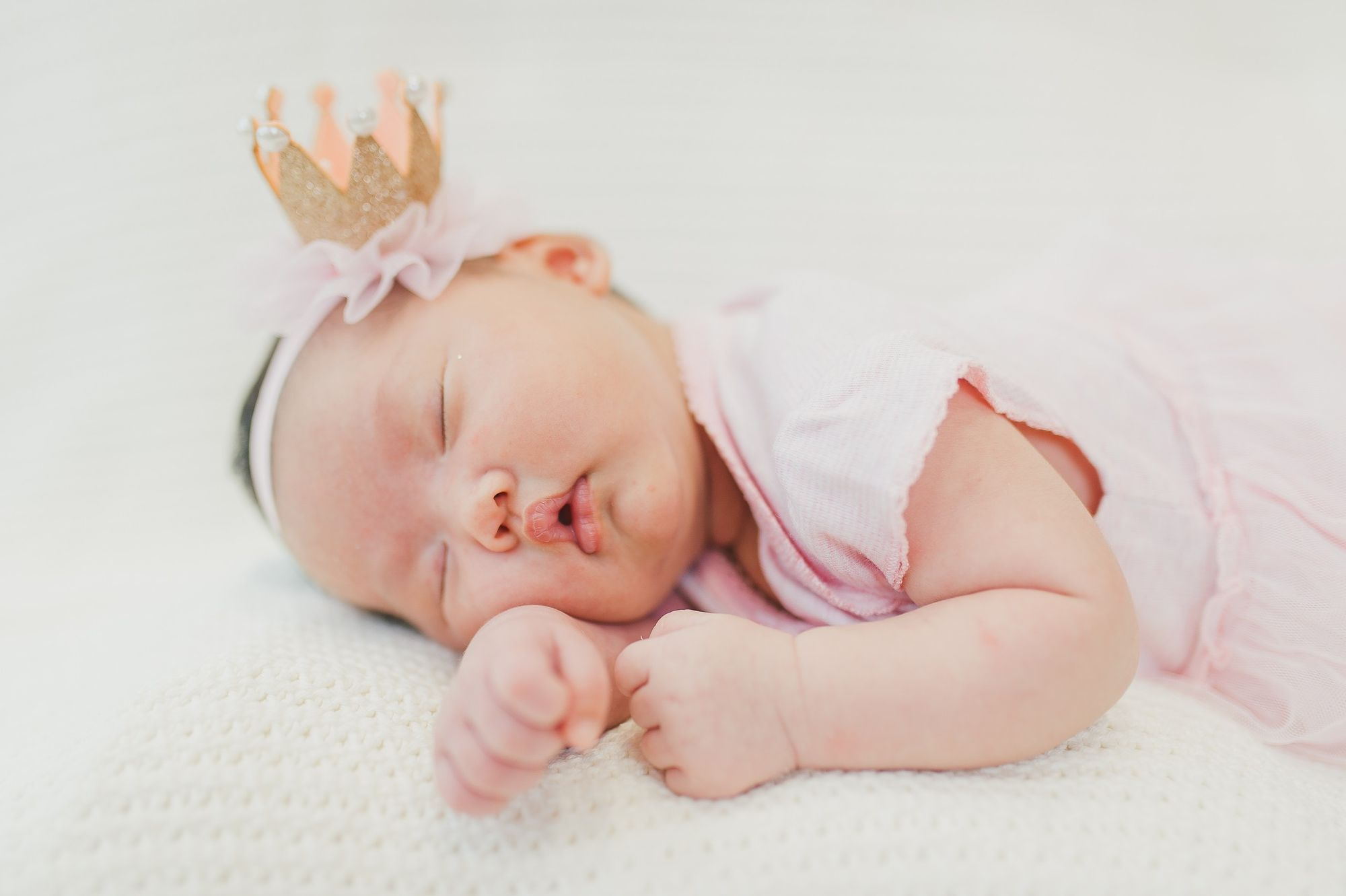 Newborn photography with Mark C