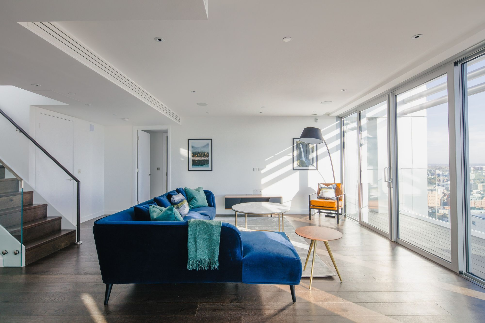 Interior property photography with Efe O